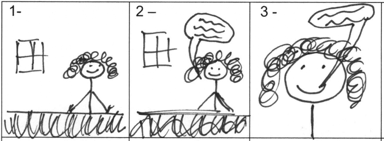 instructional video simple storyboard example